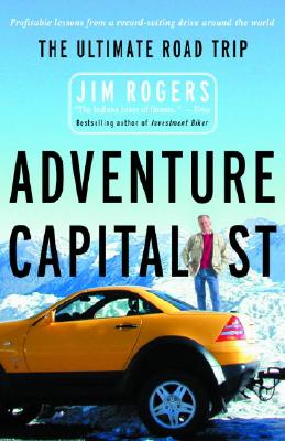 Adventure Capitalist By Rogers, Jim